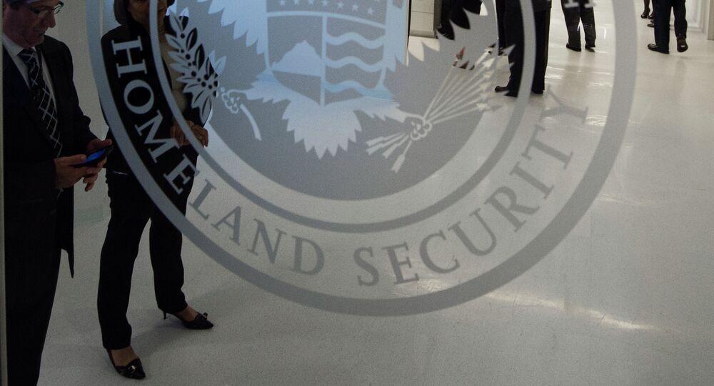 Dipartimento della sicurezza nazionale