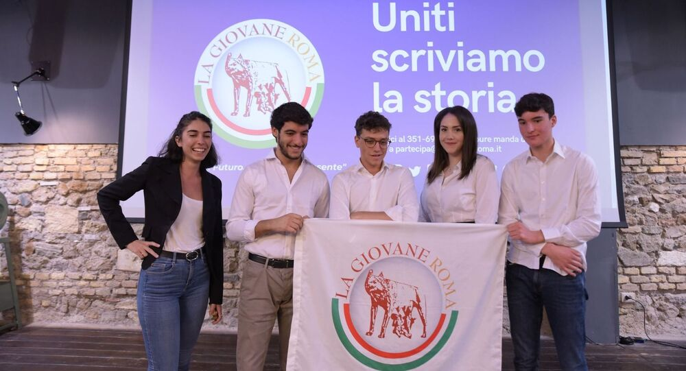La giovane Roma
