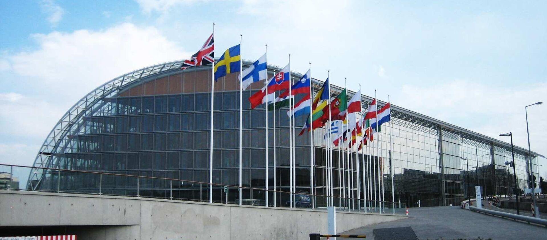 Sede della Banca Europea degli Investimenti, Lussemburgo - Sputnik Italia, 1920, 07.10.2020