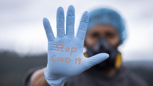 Stop Covid 19 - Sputnik Italia