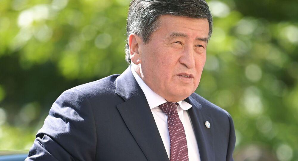 Jeenbekov