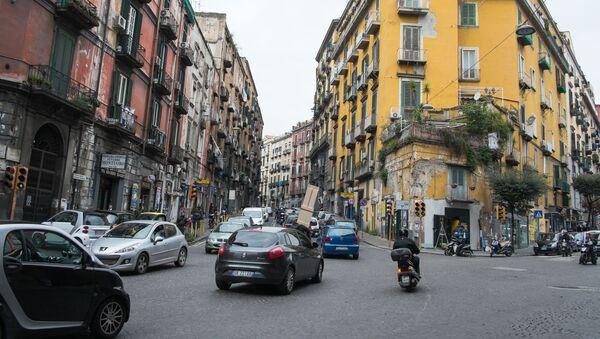 Traffico a Napoli - Sputnik Italia
