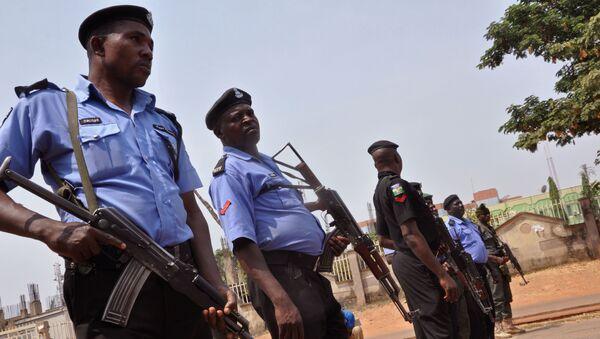 La polizia in Nigeria - Sputnik Italia