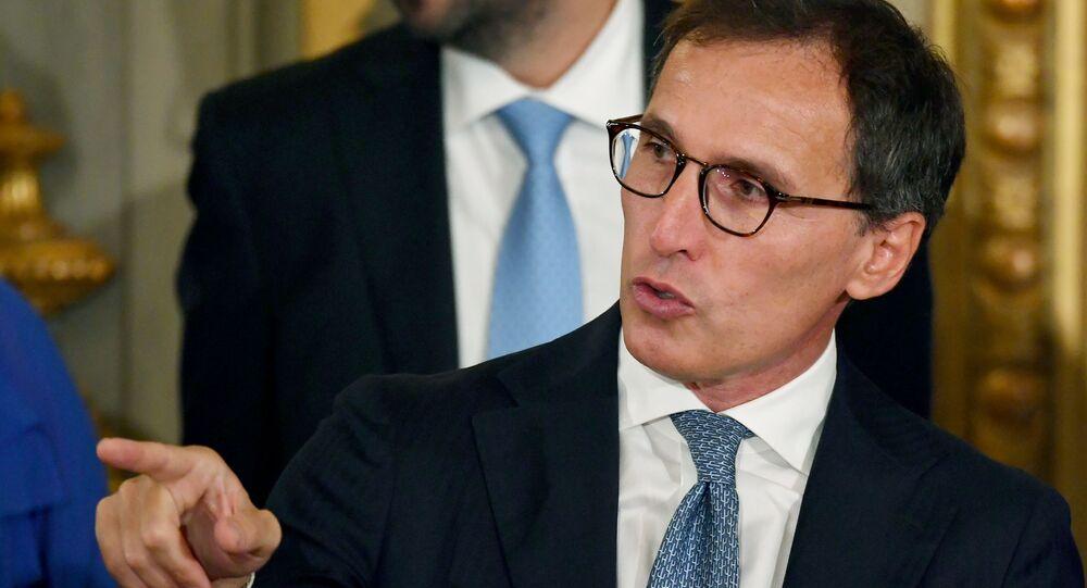 Francesco Boccia, ministro per gli affari regionali e le autonomie