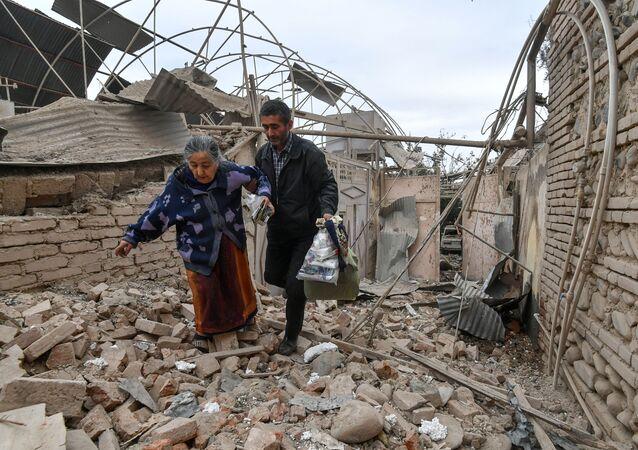 Bombardamento a Ganja
