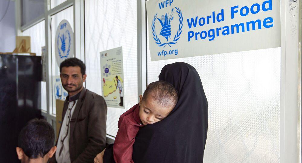Programma alimentare mondiale delle Nazioni Unite ha ricevuto premio Nobel per la pace 2020