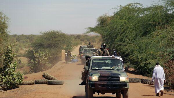 Malian soldiers in Gao, northern Mali - Sputnik Italia