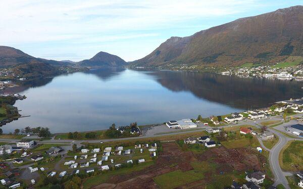 Tempio pagano di 1.200 anni in onore di Thor e Odino portato alla luce in Norvegia - Sputnik Italia