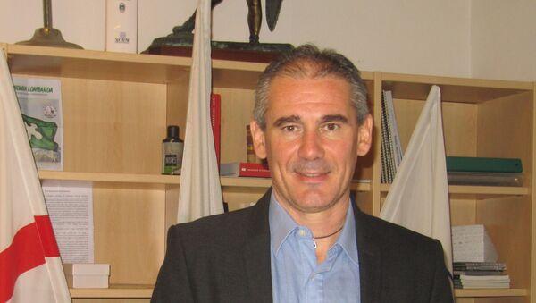 On. Paolo Grimoldi - Sputnik Italia