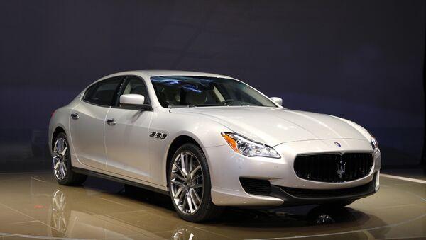 Maserati Quattroporte  - Sputnik Italia