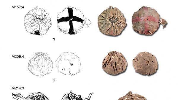Scoperta cinese: 3 palle di cuoio che hanno quasi 3.000 anni - Sputnik Italia
