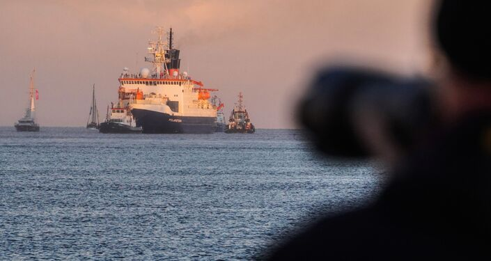 È rientrata nel porto di Bremerhaven, in Germania, la nave Polarstern dell'istituto tedesco Alfred Wegener con a bordo la più grande missione scientifica inviata al Polo nord