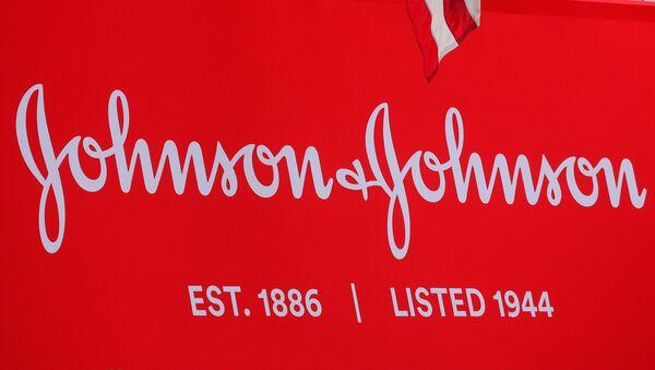 Logo di Johnson &Johnson - Sputnik Italia