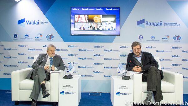 Presentazione del rapporto annuale del Valdai Discussion Club - Sputnik Italia