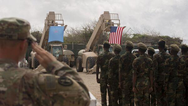Esercito della Somalia - Sputnik Italia