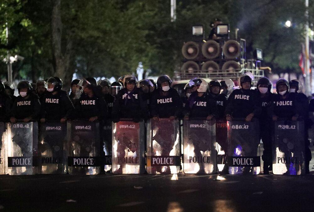 Proteste antigovernative in Thailandia