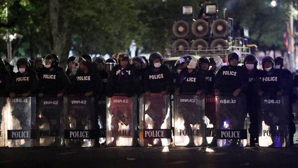 Proteste in Tailandia - Sputnik Italia