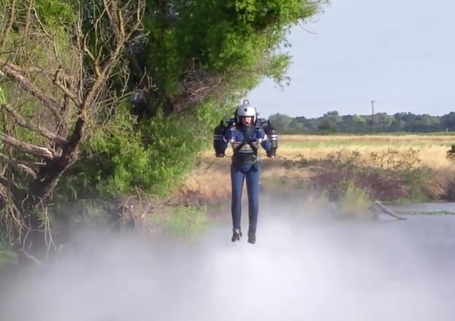 JetPack Aviation JB-9 JETPACK