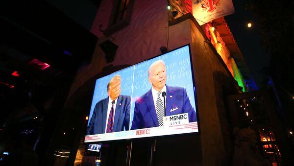 Biden Trump - Sputnik Italia
