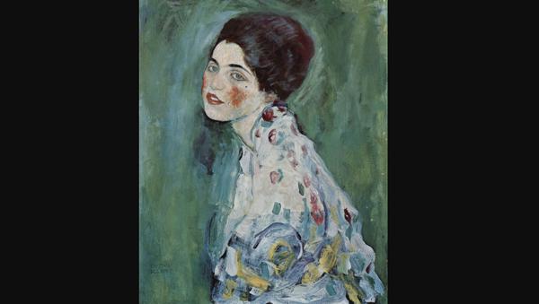 Il Ritratto di signora di Gustav Klimt - Sputnik Italia