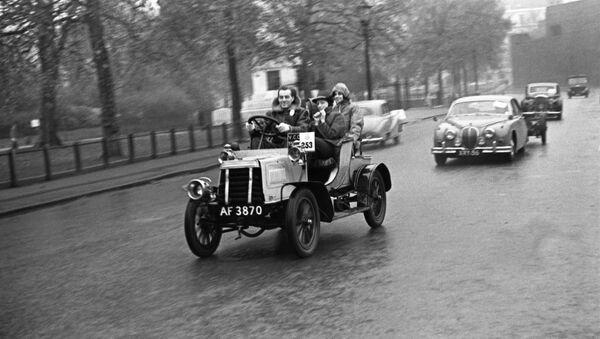 Auto d'epoca a Londra - Sputnik Italia