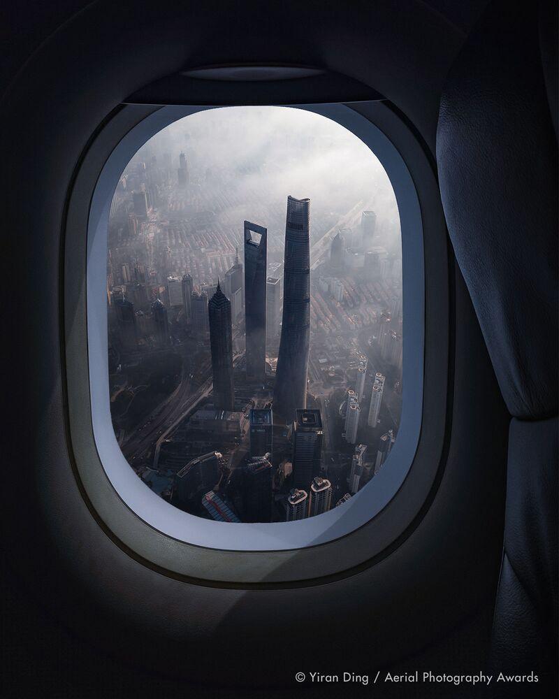 La foto del fotografo cinese Yiran Ding, concorso fotografico Aerial Photography Awards 2020