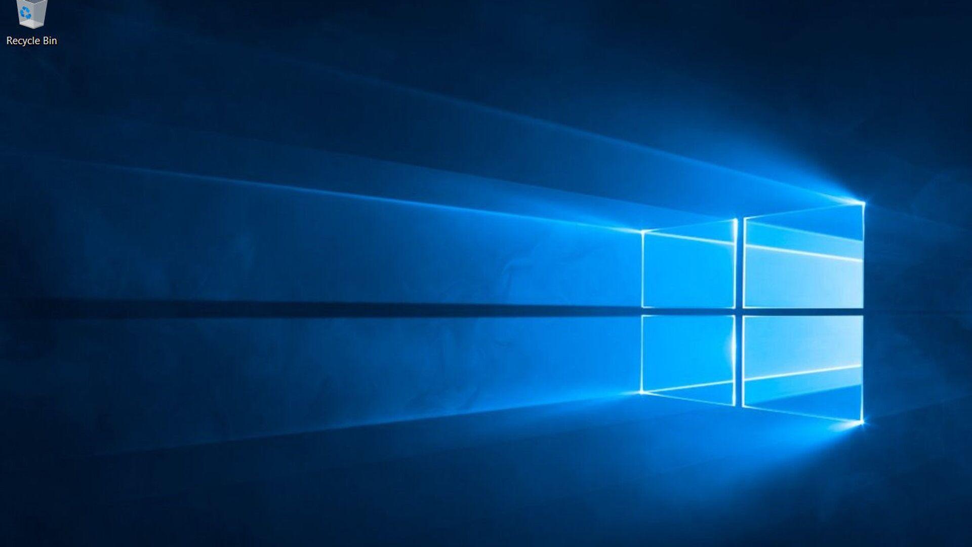 Windows 10 - Sputnik Italia, 1920, 06.06.2021