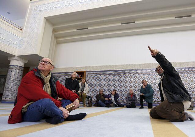 La moschea di Strasburgo