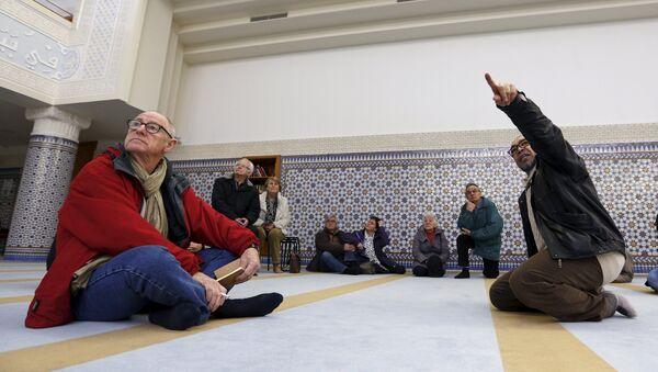 La moschea di Strasburgo - Sputnik Italia