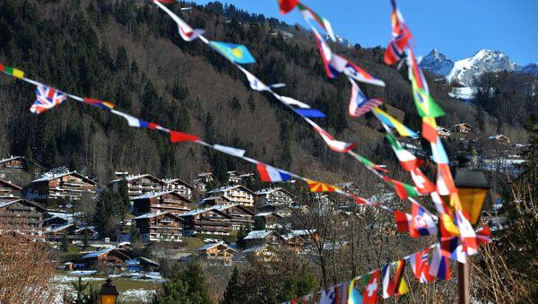 Alpi, confine - Sputnik Italia