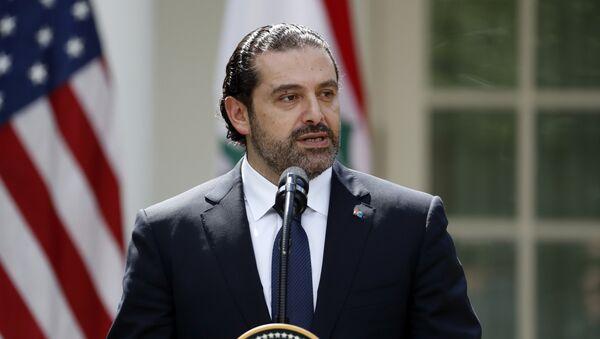 Saad Hariri - Sputnik Italia
