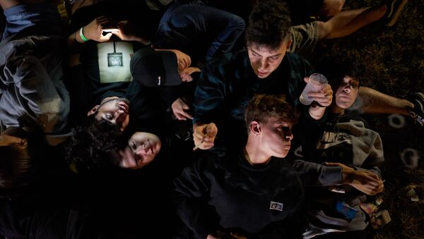 Quatrani, figli del terremoto, di Gabriele Garcia di Meo - Sputnik Italia