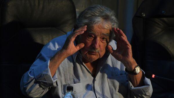 José Mujica, ex presidente dell'Uruguay - Sputnik Italia