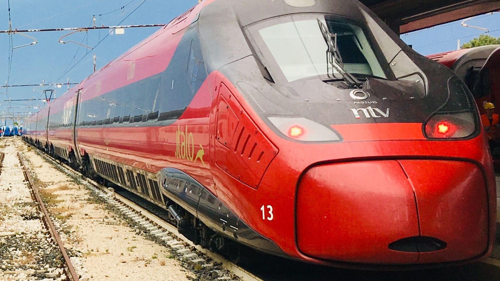 Italo treno - Sputnik Italia, 1920, 12.09.2021