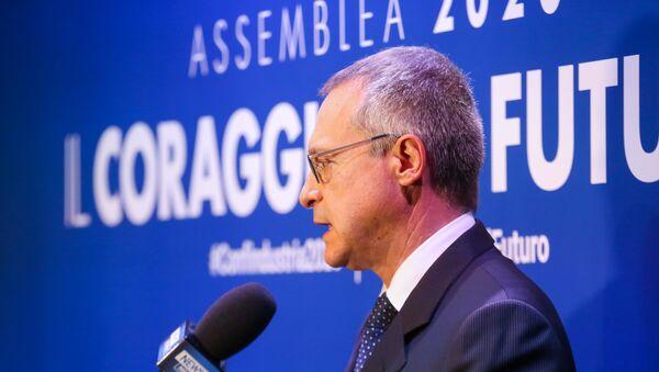 Presidente di Confindustria Carlo Bonomi - Sputnik Italia