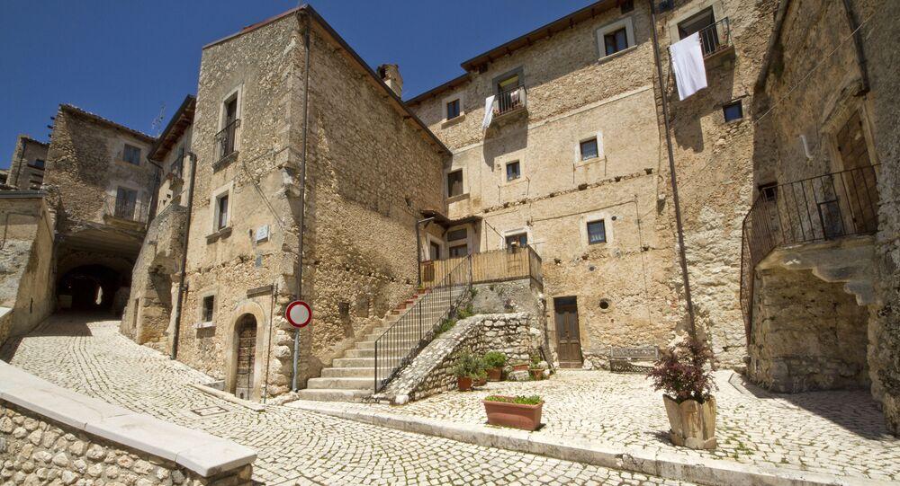 Comune di Santo Stefano di Sessanio, l'Aquila