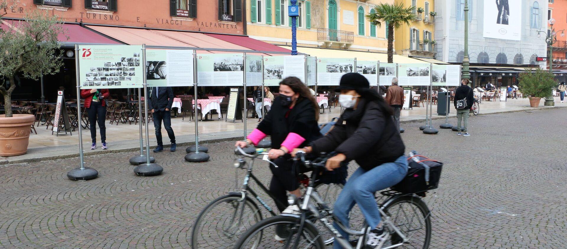 Italia biciclette - Sputnik Italia, 1920, 13.04.2021