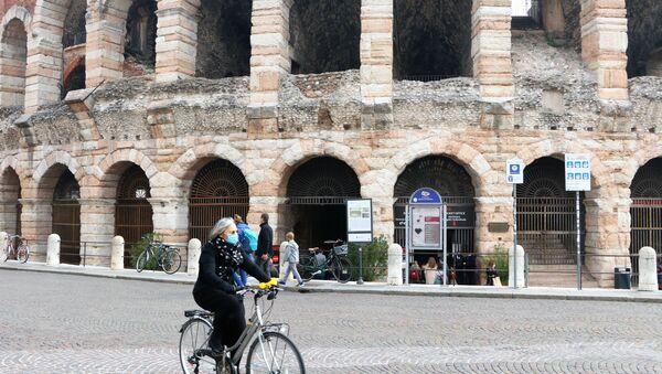 Anfiteatro Italia - Sputnik Italia