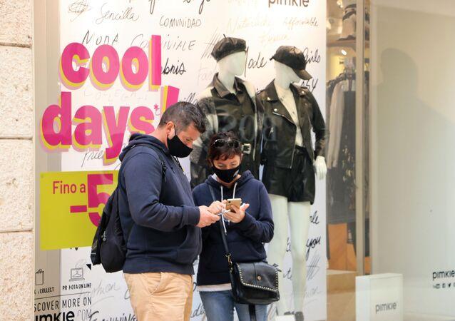 Italia centro commerciale