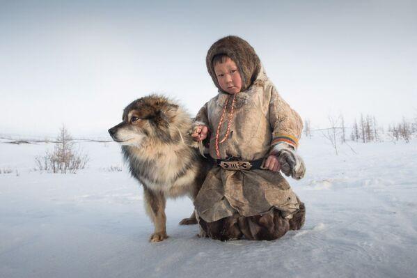 La foto Vladik del fotografo russo Sergey Anisimov, stimata nella categoria Volti affascinanti del concorso Siena International Photo Awards 2020.  - Sputnik Italia