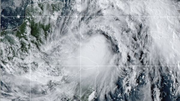 Tempesta tropicale Zeta - Sputnik Italia