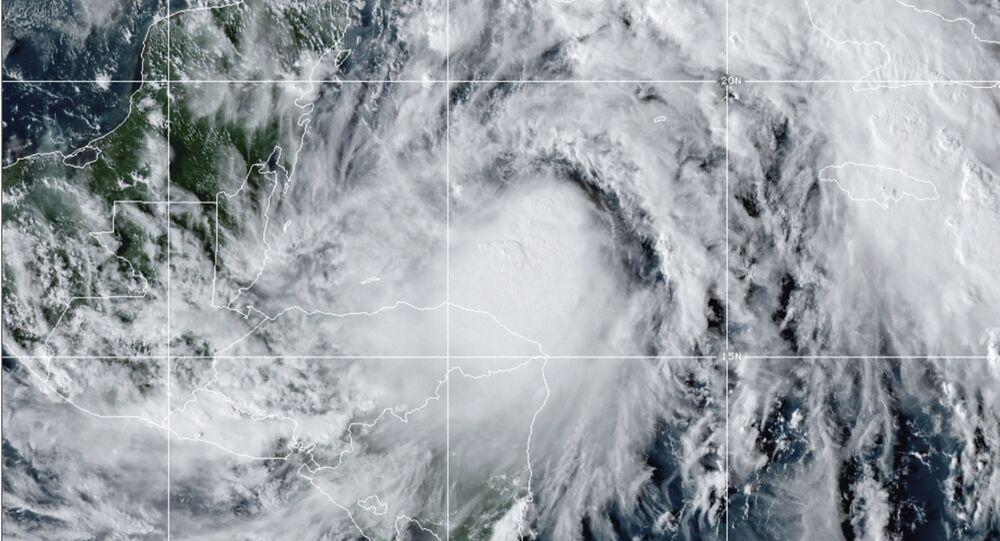 Tempesta tropicale Zeta