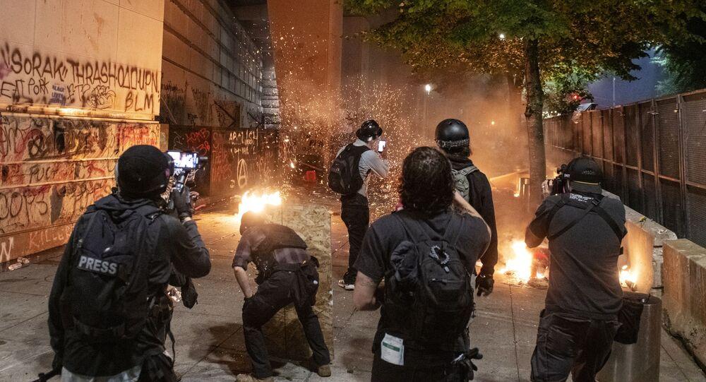 Proteste negli USA
