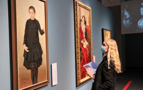 Divine e Avanguardie. Le donne nell'arte russa - Sputnik Italia