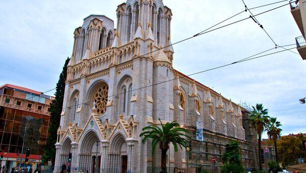 Notre Dame a Nizza - Sputnik Italia