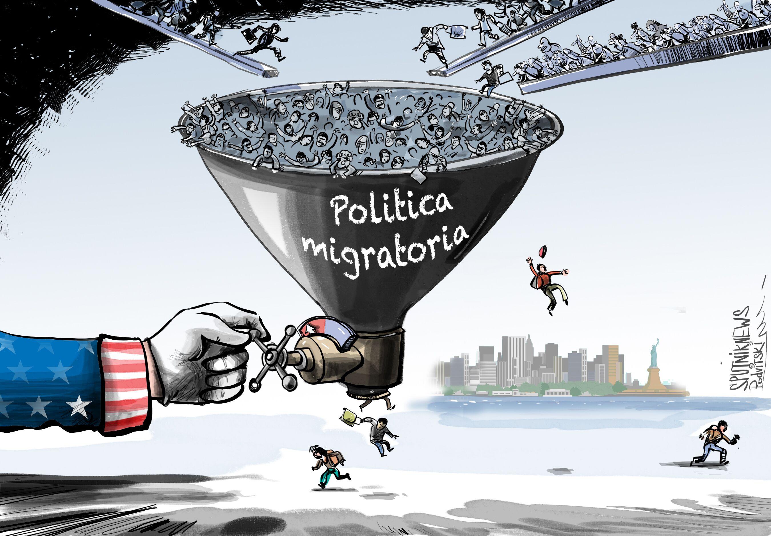 Politica Migratoria USA