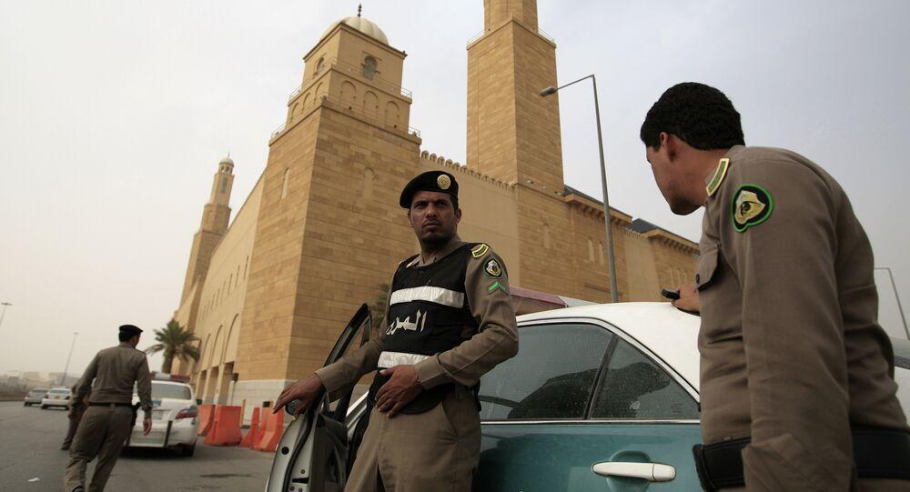 Polizia saudita
