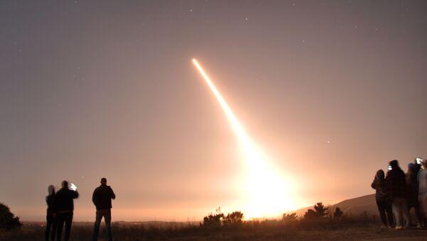 Minuteman III lancio - Sputnik Italia