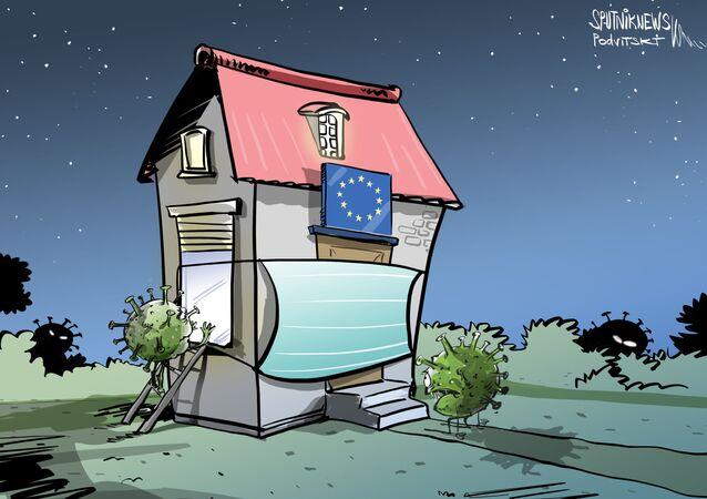 Lockdown in Europa