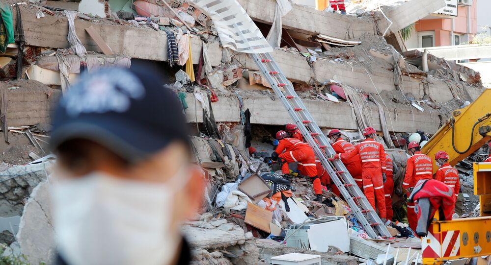 Terremoto a Smirne